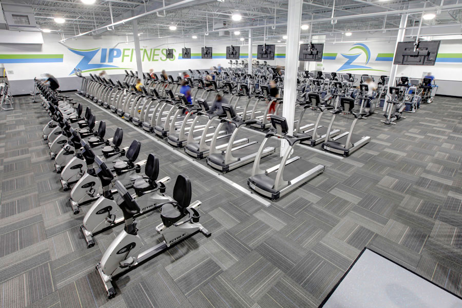 Zip Fitness Bolingbrook